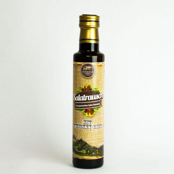 Salatrausch Salatdressing Salatsauce Bierdressing Dressing Bier Spezialitäten Bayern Shop